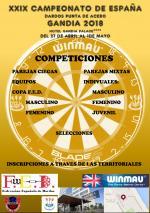 XXIX Campeonato de España   Gandía 2018