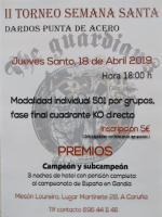 Torneo Semana Santa   The Guardians
