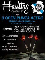 II Open Punta Acero   Hashtag