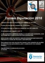 Torneo Diputación 2016