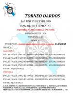 Torneo de Dardos   Mediterranean Cup