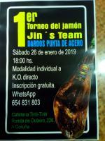 1er Torneo del Jamón   Jin's Team
